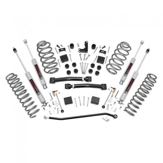 """4"""" Rough Country Lift Kit Pro Suspension"""