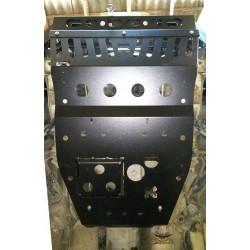 Защита под двигателя GRAND VITARA II 2005-2014