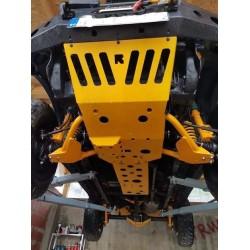 Защита под двигателя, скорости и раздатка Suzuki Vitara или Гранд Витара (98-05)