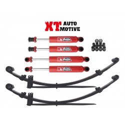 LIFT KIT XT AUTOMOTIVE + 5 CM FOR ISUZU D MAX FROM 2003 TO 2012