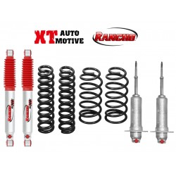 LIFT KIT + 4 CM FOR JEEP CHEROKEE KJ