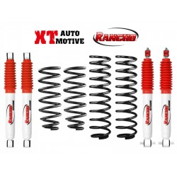 LIFT KIT + 4 CM FOR JEEP GRAND CHEROKEE WJ