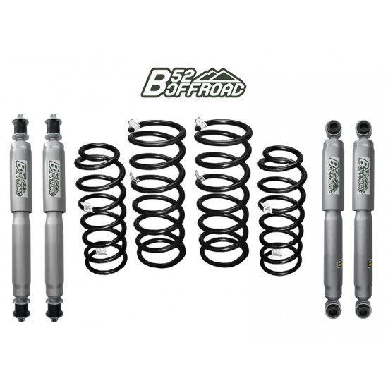 LIFT KIT B52 OFFROAD +5 CM FOR TOYOTA LJ-KZJ 70/73 SQUARE LAMPS