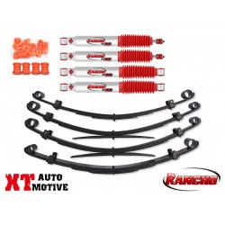 COMPLETE LIFT KIT +5CM TO SUZUKI SJ/SAMURAI - ADJUSTABLE