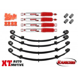 COMPLETE LIFT KIT +7,5 CM TO SUZUKI SJ/SAMURAI - ADJUSTABLE