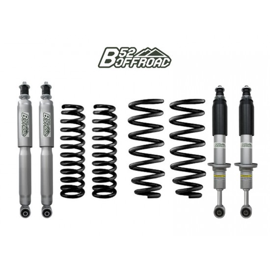 LIFT KIT B52 OFFROAD +4,5 CM FOR TOYOTA KDJ 120