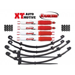 COMPLETE LIFT KIT +5CM FOR TOYOTA HILUX WITH LEAF SPRINGS